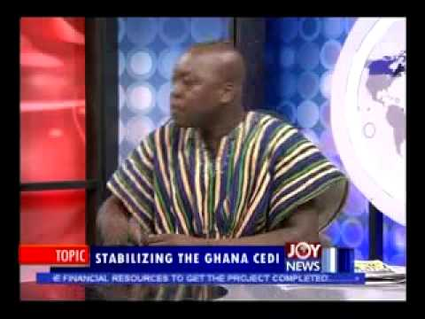 Stabilizing The Ghana Cedi-PM Express on Joy News (19-3-14)