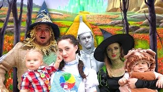 WIZARD OF OZ HALLOWEEN SPECIAL! (10.31.14 - Day 644)