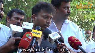 Director Kumaresh Kumar Complaint Against Actor Aari In Commissioner Office