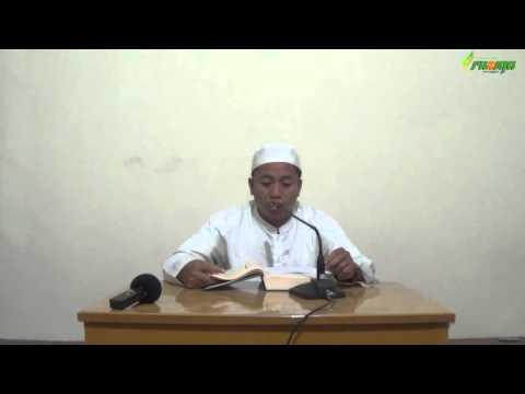 Ust. Ahmad Rifa'i - Tafsir As Sa'di (Surah Al Fatihah Bag. 3 Dan Surah Al Baqarah Bag. 1)