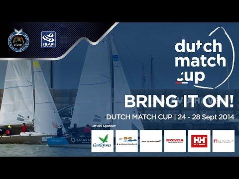 PROMO: 2014 Dutch Match Cup, Stage 5 Alp