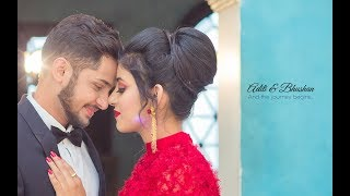 Aditi + Bhushan || pre wedding 2018 || suyog photography & films