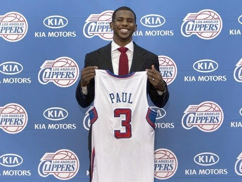 Chris Paul to Clippers, David Stern a 'Bully'