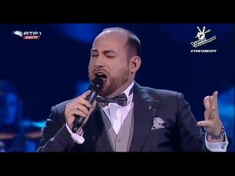 "Sérgio Sousa – ""Nessun dorma"" | 1ª Gala The Voice Portugal | Season 3"