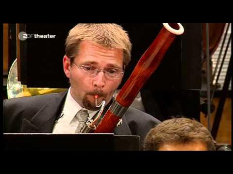 """Gran presentación de la Orquesta Filarmónica de Viena dirigida por Valery Gergiev, interpretando la famosa obra """"Scheherazada"""" del compositor ruso Nikolai Ri..."""