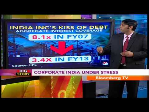 Big Story - Debt Burden On India Inc Continues To Surge