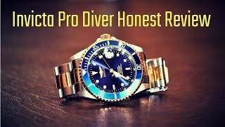 Invicta Pro Diver: An HONEST Review (2019)