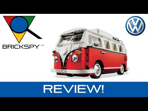 10220 - LEGO Volkswagen T1 Camper Van