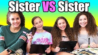 Which Sister Knows Gracie Best?