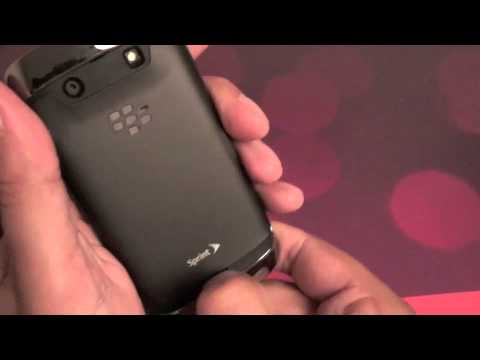 BlackBerry Torch 9850 Hands-on