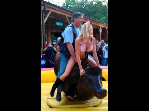 Smack That - 2011 Myrtle Beach Bike Week Bull Riding