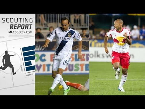 The Scouting Report: New York Red Bulls vs. LA Galaxy