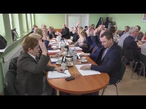 XL Sesja Rady Gminy Szczecinek [2017.03.30]