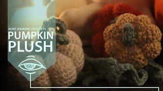 Halloween DIY   crochet a pumpkin plushy