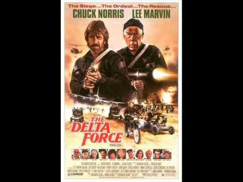 The Delta Force - Alan Silvestri
