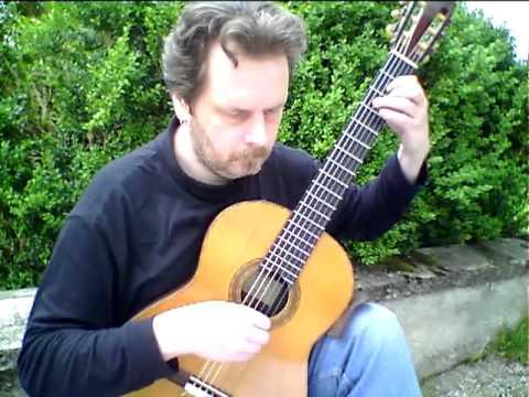 Хулио Сальвадор Сагрегас - Op.40-Romanza sin Palabras