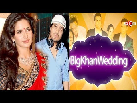 Katrina Kaif & Mika Singh On Their Way To Arpita Khan's Wedding | EXCLUSIVE