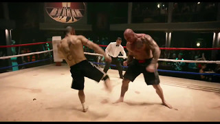 Undisputed 4 - yuri boyks vs koshmar (Full match hd) 2018