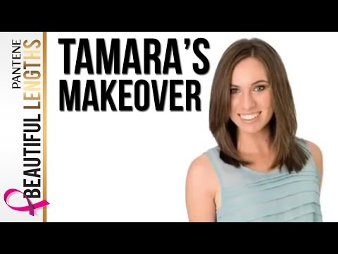 Beautiful Lengths Haircut Stories: Tamara's Makeover
