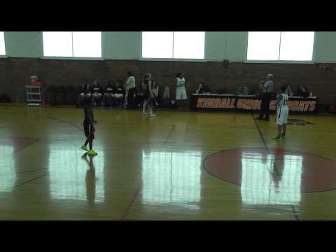 2014 03 01 KUA Lady Wildcats  v Beaver Country Day School NEPSAC Semi Final