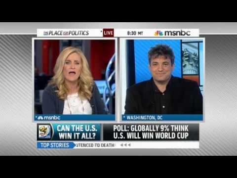 MSNBC/NBC Sports - Dave Zirin - Can US Soccer Team Go All the Way?