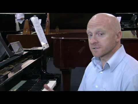 Boston Grand Pianos from Mark O'Connor at Exclusive Piano Group in Essendon, Melbourne, Victoria.