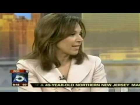 News Anchor Woman