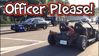 Miata Kart's First Trip To Mexico! Is It Street Legal?
