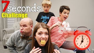 "7 Second Challenge ""Can He Put A Full Face On In 7 Seconds?"" I That YouTub3 Family The Adventurers"