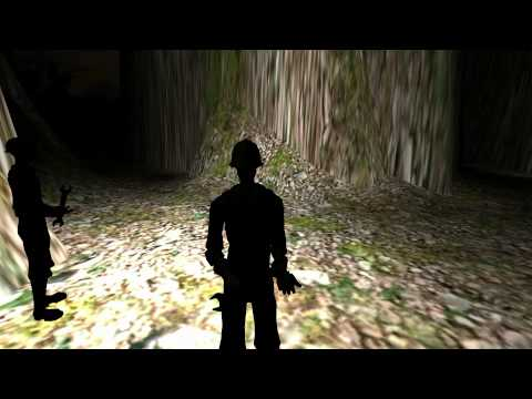 SLender coop 4 players gameplay + some info