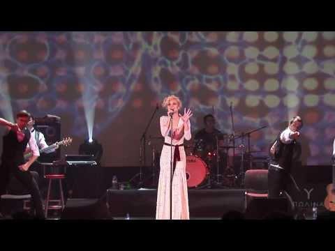 Полина Гагарина - Я обещаю (live)