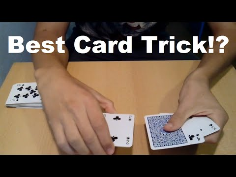 The Best Card Trick Ever!? - Performance