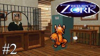 FILE CLERK / Return to Zork (02)