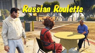RUSSIAN ROULETTE MOD - GTA 5 PC MODS