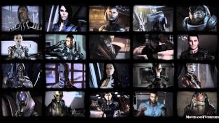 Mass Effect 3 EC OST - We Fought As A United Galaxy [Extended Version]
