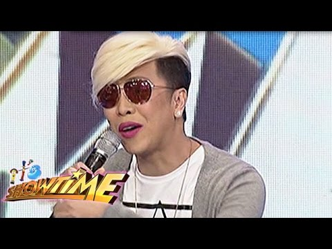 Vice Ganda's New Hairstyle video