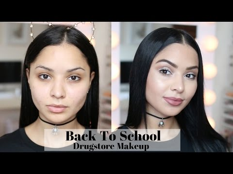 Drugstore Back To School Long Lasting Makeup
