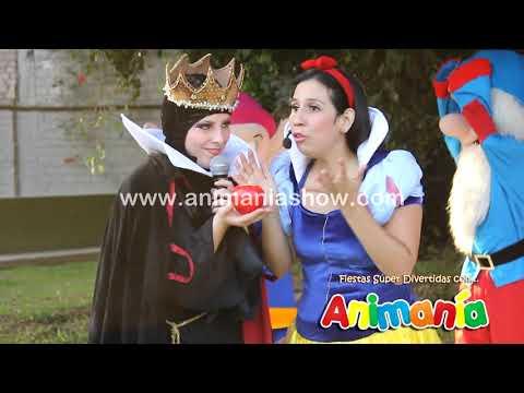 Show Infantil Blanca Nieves - Animania Show