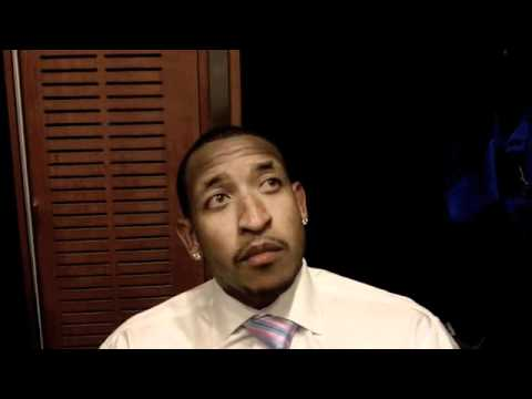 Chris Duhon — Orlando Magic Post Game 3-1-11 vs. Knicks