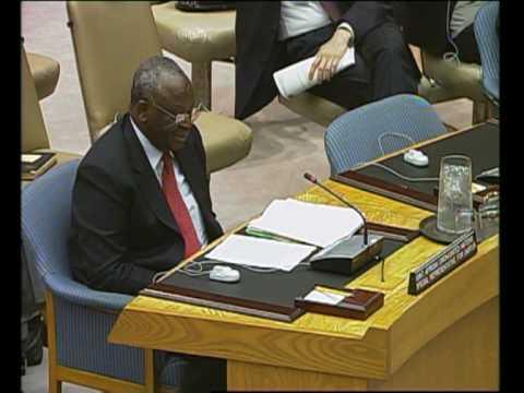 MaximsNewsNetwork: DARFUR REVIEW: UN-AFRICAN UNION's IBRAHIM GAMBARI (UNTV)