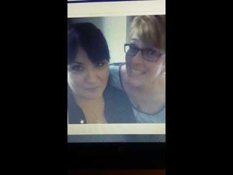 Michelle Cruz & Debbi Domingo, survivors of EAR/ONS/GSK
