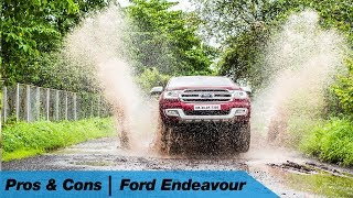 Ford Endeavour - Pros & Cons | MotorBeam