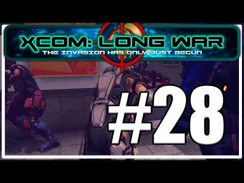 Устрашение пришельцев [XCOM: Long War #28]