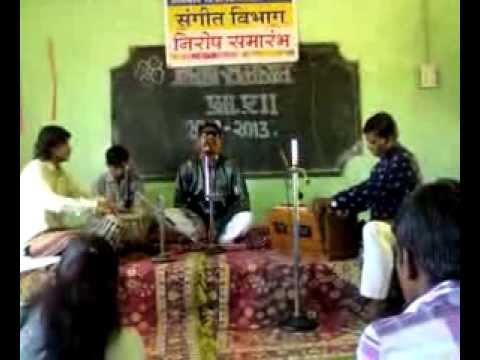 Gheta Naam Vithobache..Rajesh thakre...Shivraj Shinde
