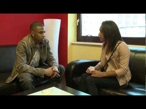 Trey Songz interviewed by Heather Watson