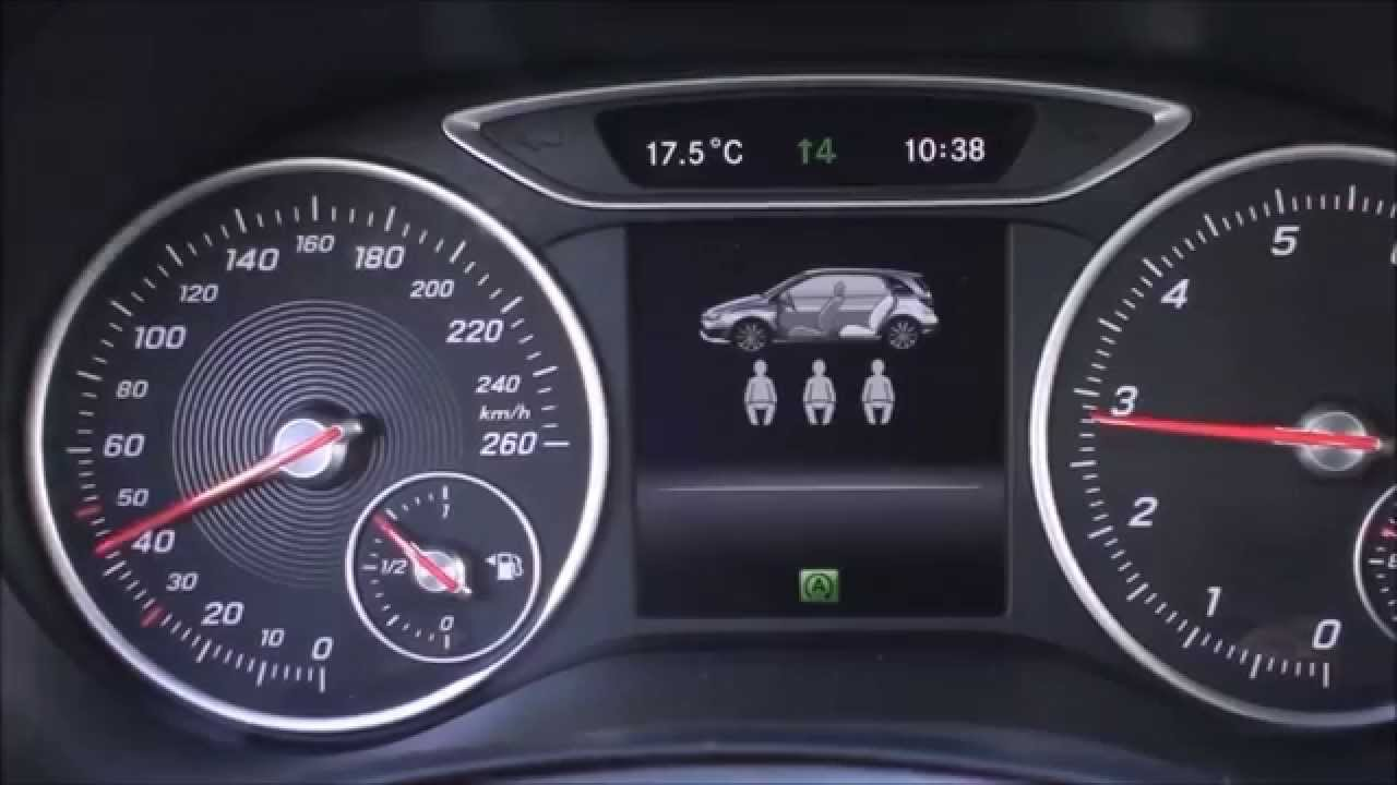 New mercedes b class with collision prevention assist for Mercedes benz collision prevention assist