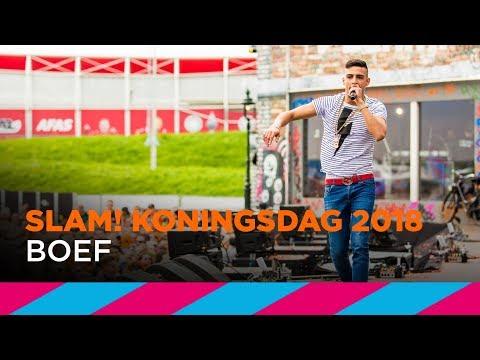 BOEF (LIVE) | SLAM! Koningsdag 2018 | SLAM!