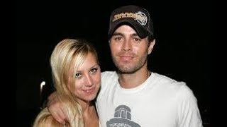 Enrique Iglesias And Anna Kournikova Have Stunning News – And They Kept It Under Wraps For 9 Month