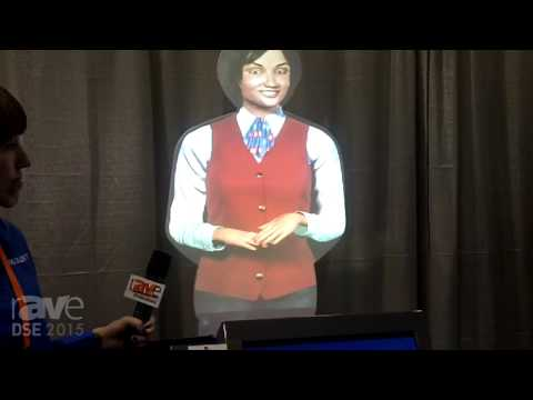 DSE 2015: Parabit Demos Its Portable Avatar, an Animated Virtual Assistant