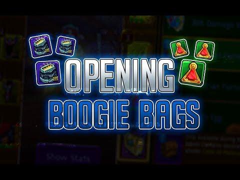 Arcane Legends   Opening Boogie Bags 2017!